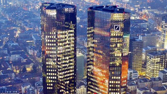 Deutsche Bank in Frankfurt/Main © picture alliance / AP Photo Foto: Michael Probst