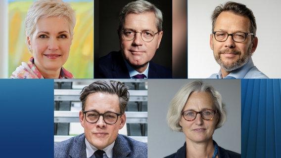 Staatskanzlei, Steffen Roth, FDP, Stephan Pramme, Christian Thiel © Will-Media Foto: Staatskanzlei, Steffen Roth, FDP, Stephan Pramme, Christian Thiel