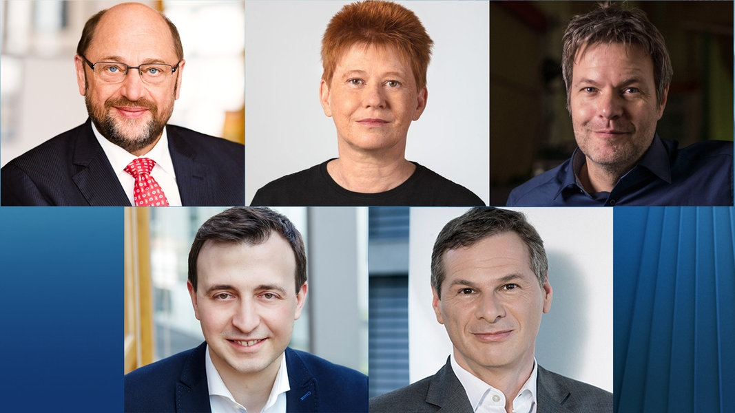 Ehemalige DDR Politiker machen Deutschlands Gegenwart