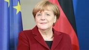 Angela Merkel © picture alliance/ZUMA Press Fotograf: Simone Kuhlmey