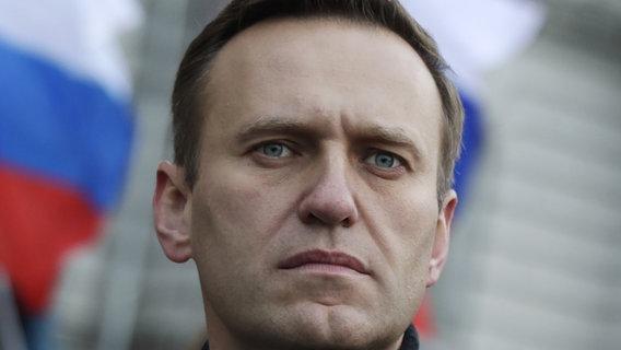 Alexei Nawalny © AP/Pavel Golovkin Foto: Pavel Golovkin