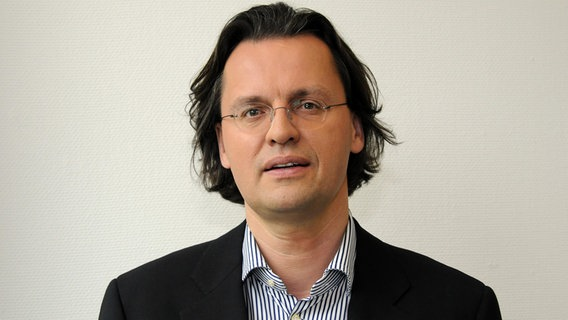 Bernhard Pörksen © dpa Foto: Horst Galuschka