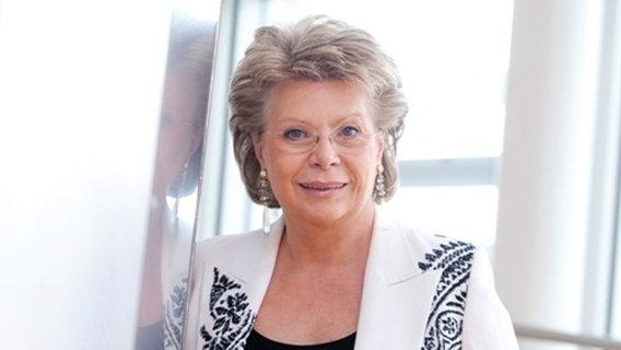 Viviane Reding © EU-Kommission