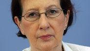 Heide Simonis (Archivbild vom 27.06.2006) © dpa Foto: Gero Breloer