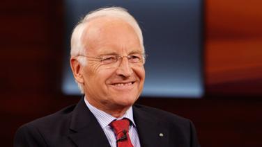 Edmund Stoiber (Archivbild vom 13.09.2009) © NDR Fotograf: Wolfgang Borrs