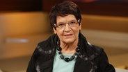 Rita Süssmuth (Archivbild vom 20.02.2013) © Will Media Fotograf: Wolfgang Borrs