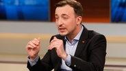 Paul Ziemiak (CDU) © NDR/Wolfgang Borrs Fotograf: Wlfgang Borrs