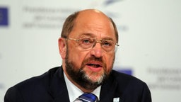 Martin Schulz © dpa/picture alliance