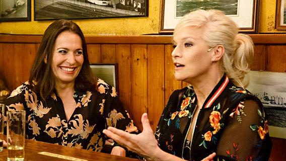mit Ina Müller im Schellfischposten bei Inas Nacht