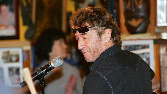 Peter Maffay bei den Proben zu Inas Nacht © NDR Foto: Christian Spielmann