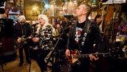 Blondie live bei Inas Nacht. © NDR/Morris Mac Matzen