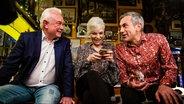 Wolfgang Kubicki, Ina Müller und Wladimir Kaminer © NDR/ Morris Mac Matzen