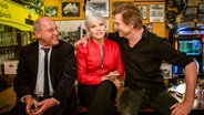 Gregor Gysi, Ina Müller und Campino  Foto: Morris Mac Matzen