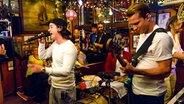 Lukas Graham live bei Inas Nacht © NDR/Morris Mac Matzen Foto: Morris MacMatzen