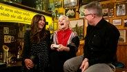 Simone Thomalla, Ina Müller und Frank Thelen. © NDR/Morris Mac Matzen