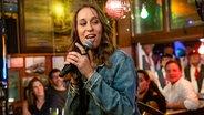 Sängerin Elen bei Inas Nacht am 26.10.2019 © Morris Mac Matzen