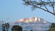 Der Kilimanjaro. © Bild: NDR/Patrick Benze
