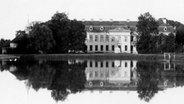 Friedrichstein, das Schloss der Dönhoffs in Ostpreussen © NDR/Marion Dönhoff Stiftung