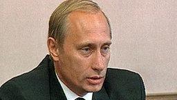 Wladimir Putin. (c) NDR/FGDS © NDR/FGDS Foto: ARD-Foto