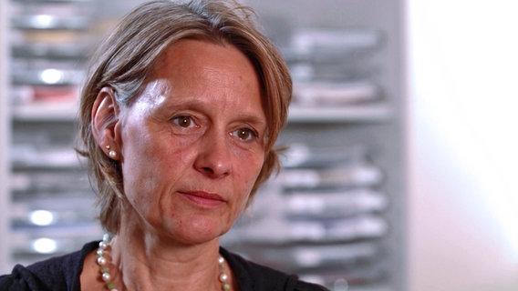 Umweltmedizinerin Barbara Hoffmann © NDR