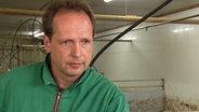 Volker Hahn, Landwirt