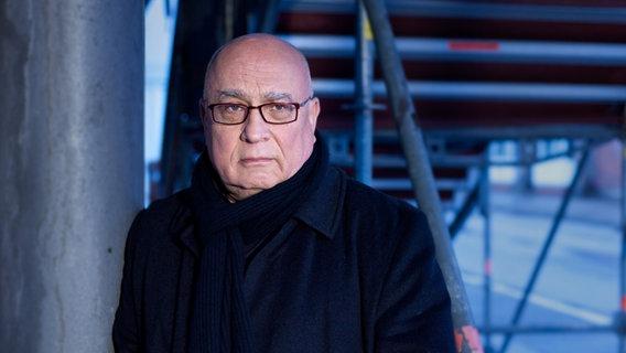 Christoph Lütgert, Panorama-Reporter. © Christian Spielmann Foto: Christian Spielmann
