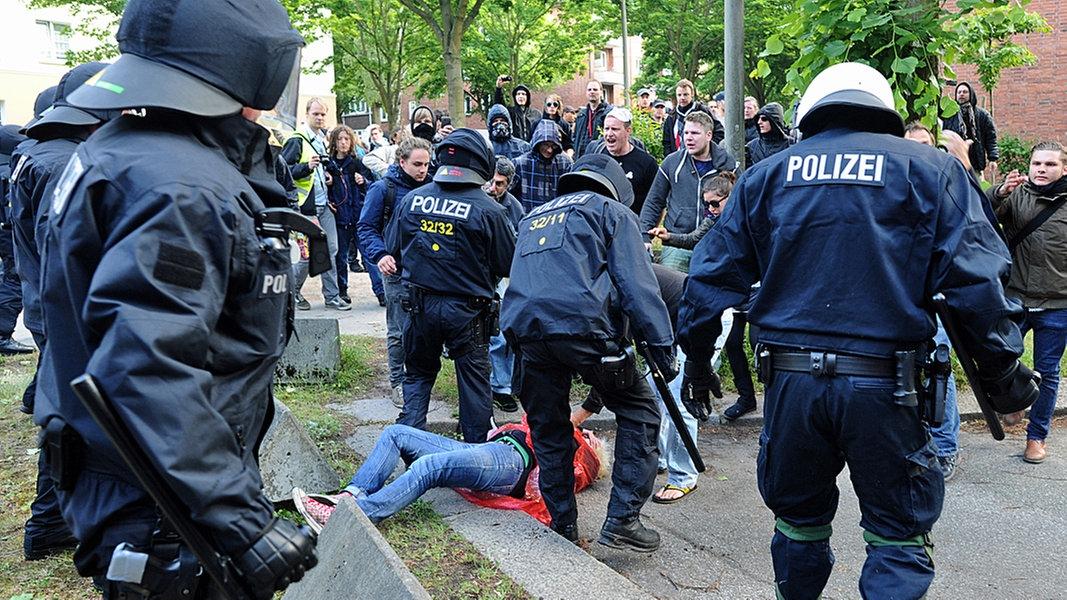 Polizeigewalt Deutschland