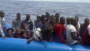 Europa schafft Fluchtursachen in Libyen. © NDR