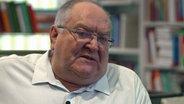 Der ehemalige Bundesrichter Thomas Fischer. © NDR