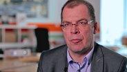 Prof. Dr. Jürgen Windeler, Leiter des Instituts für Qualität und Wirtschaftlichkeit im Gesundheitswesen (IQWiG)