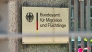 Bundesamt für Migration und Flüchtlinge (BAMF) © NDR
