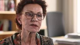 Ulla Jelpke, Bundestagsabgeordnete der Linksfraktion © NDR Foto: Screenshot