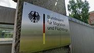 BAMF © NDR Foto: Screenshot