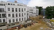 Neubau eines Hauses © NDR Foto: Screenshot