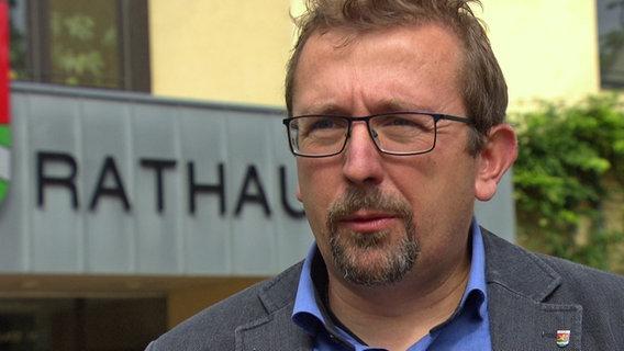 Matthias Brinkmann, Pressesprecher der Stadt Laatzen