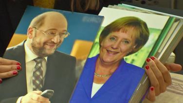 Wer soll es sein - Merkel, Schulz oder ein Populist?