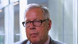 Reinhold Robbe ehemaliger Wehrbeauftragte des Bundestags  NDR