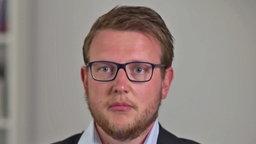 Rechtsextremismus-Experte Matthias Quent vom Institut fr Demokratie und Zivilgesellschaft  NDR
