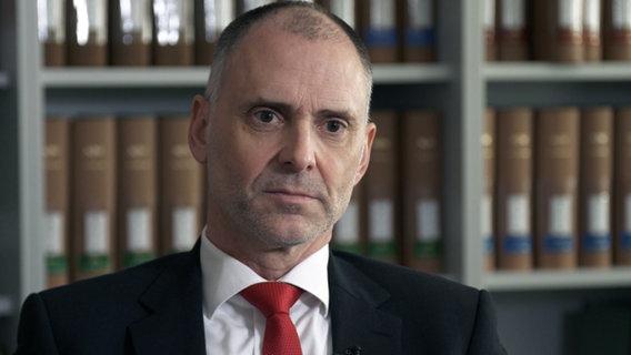 Jörg Angerer © NDR/ARD Foto: Screenshot