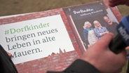 Dorfkinder - Kritik an Kampagne © NDR