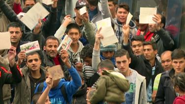 Die planlose Asylpolitik der Bundesregierung
