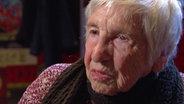 Esther Bejerano, Auschwitz-Überlebende © NDR Foto: Screenshot
