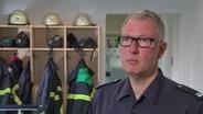 Olaf Reichelt, Vorsitzender des Berufsverbandes Feuerwehr e.V.