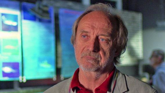 Rainer Froese, Meeresbiologe vom Kieler Helmholtz-Zentrum für Ozeanforschung (GEOMAR)