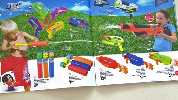 Geschlechterrollen bei kinderspielzeug ndr