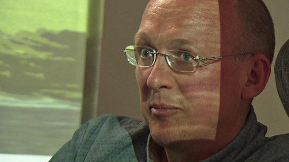 Mark Vollrath, Professor für Verkehrspsychologie an der Technischen Universität in Braunschweig
