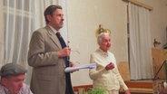 Hans Püschel und Ursula Haverbeck