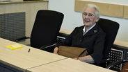 Ursula Haverbeck, 02.09.2016, Amtsgericht Detmold (Nordrhein-Westfalen). © Julian Feldmann Fotograf: Julian Feldmann