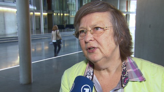 Bärbel Höhn,Vorsitzende des Umweltausschusses im Bundestag