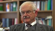 Peter Schüren, Arbeitsrechtprofessor © NDR